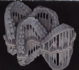 Modelo dentales