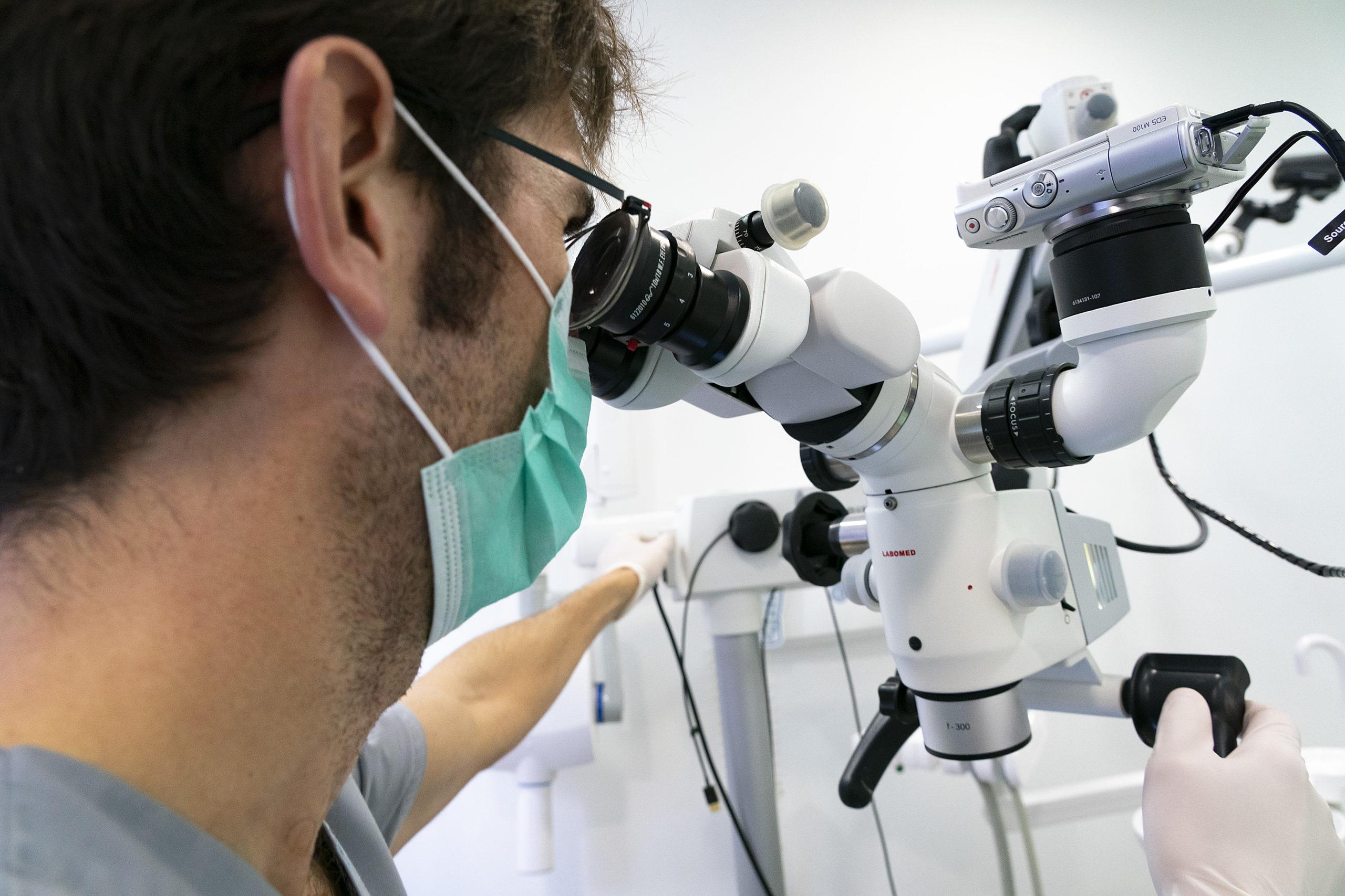 Tecnología en clínica Blay + Monzó